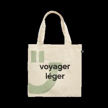 sac réutilisable vert