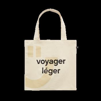 sac réutilisable paille
